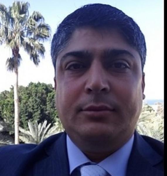 مدير تنفيذي الانتخابات المركزية الفلسطينية بلا شرعية
