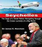 السير جيمس مانشام مؤسس ورئيس سيشل السابق يطلق كتابه الجديد في ابوظبي