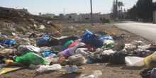 القمامة بجانب الشارع والحاوية فارغة هل سلوك حضاري بقلم:دعاء الدمنهور