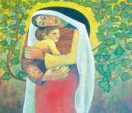 لوحات للفنان نبيل عناني