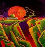 لوحات للفنان محمود خليلي