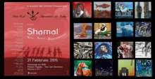 """المعرض الجماعي  """"شمال"""" يحتفي بالفن العربي بمدينة فينوسا /ايطاليا"""