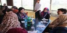 لقاء ثقافي لتعزيز وحدة الثقافة الفلسطينية والانتاج المشترك