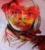 التشكيلي المغربي نور الدين التباعي  يعرض في الدار البيضاء