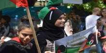 مهرجان الثقافات العالمي 2015 في برلين كانت اليوم برلين حاضرة في فلسطين