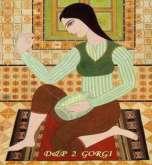 أعمال الفنان التشكيلي التونسي عبدالعزيز القرجي