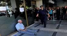 اليونان المفلسة والشرق الأوسط الملتهب والنزيف الأوكراني ؟بقلم:عباس عواد موسى