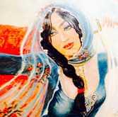 قراءة في عمل فني للفنانة هند نصير بقلم:د. محمد البندوري