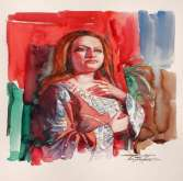 الفنان التشكيلي العراقي الدكتور خليف محمود المحل