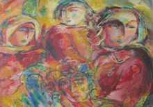 """معرض """"مرام 3"""" الشخصي بقلم:  د. شفيق رضوان"""