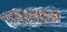 من فروا طلبًا للأمان، فاحتضنهم البحر