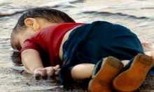 قصيدة للطفل الشهيد إيلان الكردي- طواشي حميد