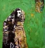 الفنانة التشكيلية : فاطمة النمر حوار الفكر مع الجمال