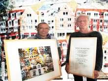 معرض تشكيلي الهولندي - المغربي سلمان الزموري من 17 أكتوبر حتى 8 نوفمبر 2015