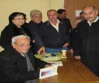 سميح مسعود في مركز درويش الناصراوي!