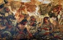 الفن في قطاع غزة ...