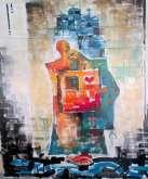 لوحات للفنان التشكيلي العراقي سبهان الغبشة