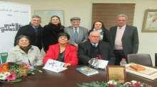 نادي حيفا الثقافي يحتفي بالكاتب المربي تميم منصور