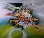 قراءة موجزة للوحات محمد سعود بقلم لحسن ملواني