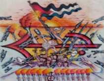 عسقلان الحكاية الملونة تجربة فنية كسرت القضبان