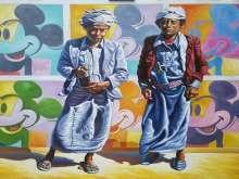 التجديد وما بعد الحداثة في التجارب التشكيلية العربية