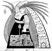 الواقعية والرمزية في أعمال الفنان التشكيلي الفلسطيني عبد الرحمن المزين