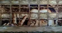 حوار مع الفنان التشكيلي الفلسطيني نياز المشني