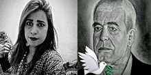 كوثر عبد العزيز في حوار مع الشاعر الفلسطيني كمال ابراهيم