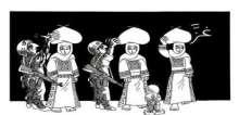 حضور المرأة في أعمال  ناجي العلي الكاريكاتورية