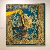 """إنطباعات من معرض """"حلو حارّ"""" للفنان الفلسطينيّ فؤاد إغباريّة"""