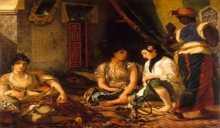 الإستشراق من رومنسية دي لاكروا إلى رمزية فانيسا ستاوفورد