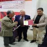 مدينة قفصة تحتفي بتجربة الاعلامي والكاتب التونسي محمود حرشاني