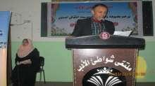 """ملتقى شواطىء الأدب في غزة يطلق موسمه الشعري السادس بأمسية """"أوتار سماوية"""""""