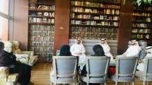مقهى حديقة الكتاب يتناول عنوان القراءة حياة