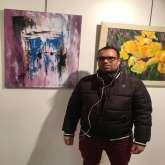 رحلة في دروب الشاعر و الرسام التونسي المهدي غلاب بقلم:شمس الدين العوني