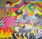 الواقع الإنساني والرموز الكرتونية دلالاتها الفنية
