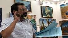 الشاعر معين شــلبية يشارك في مهرجان الشعر العالمي - رومانيا