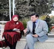 لقاء مع الأديب العراقيّ عباس داخل حسن
