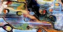 التشكيلة رفيقة حواس و تجربة أكثر من ثلاثة عقود مع الفن و المعارض